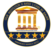 Bauer 5-Star Rating Logo